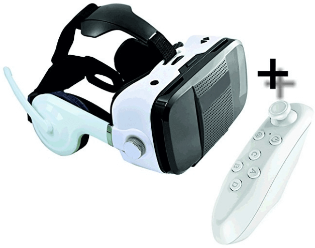 WI TRANCE VR HEADSET