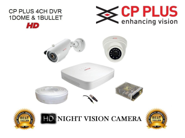 Best CCTV Camera in India | Top-Rated Surveillance Security