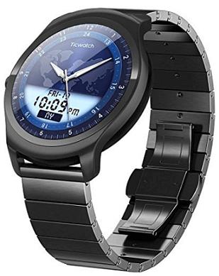 Ticwatch 2 Smartwatch (Onyx)