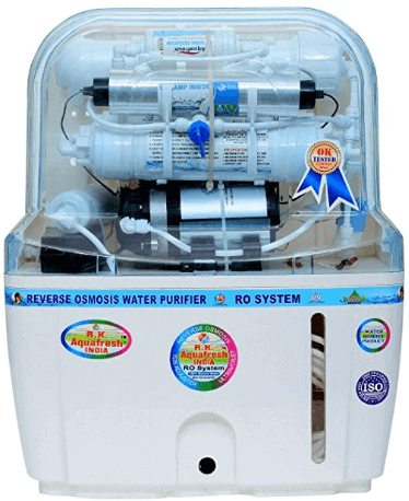 Aquafresh Swift 15 Ltr Mineral Ro+Uv+Tds Adjuster+Uf Water Purifier