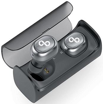 CrossBeats Soul True Wireless Bluetooth Earphones with Hands Free Mic