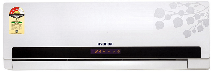 Hyundai HSE53.GR1-QGE Split AC 1.5 Ton, 3 Star Rating