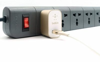 Belkin Essential Series surge protector
