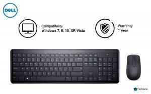 Dell Km117 Wireless Keyboard & Mouse