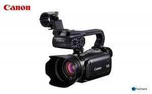 Canon XA10 Professional Camcorder with 64GB Internal Flash Memory