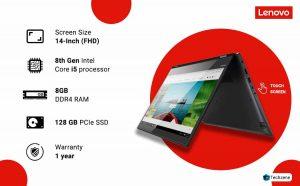 Lenovo Flex 5 14-Inch 2-in-1 Laptop