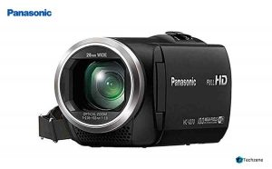 Panasonic HC-V270 Super Zoom Full HD Camcorder