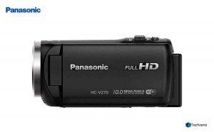 Panasonic HC-V270 Super Zoom Full HD Camcorder