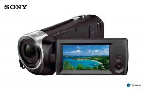Sony HDRCX405 9.2MP HD Handycam Camcorder
