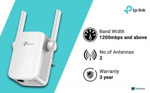 TP-Link RE305 AC1200 Dual-Band Wi-Fi Range Extender