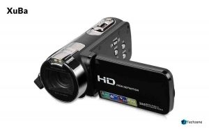 XuBa FHD 1080P Camera Camcorder UK Plug