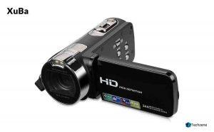 XuBa FHD 1080P Camera Camcorder UK Plug