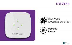 Netgear EX6110 AC1200 WiFi Range Extender