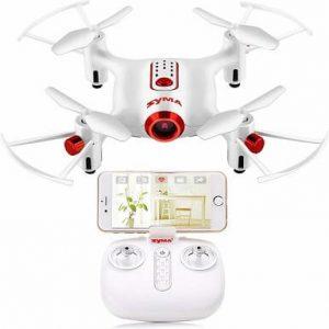 Kiditos Syma X20W Mini RC Drone RTF WiFi Camera