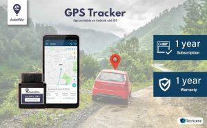 Autowiz Gps Car Tracker - Plug N Play