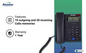Binatone 700 Corded Landline Phone