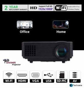 PUNNKK HD 800 Lumen