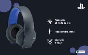 playstation gaming headset