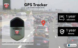 STREETSMART GPS Tracker
