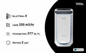 Tefal air purifier