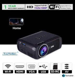 TouYinGer X7 Led Projector