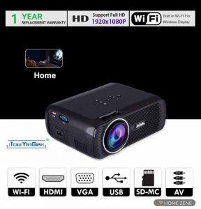 Myra® TouYinGer X7 Led Projector