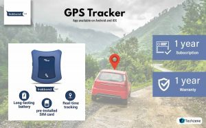 Trakbond Mini GPS Tracker for Kids