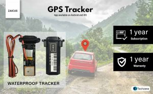 ZAICUS ST-901 Built-in Battery GPS Tracker