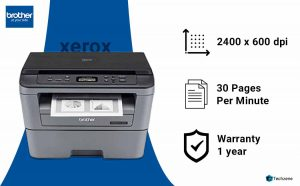 Brother DCP-L2520D Multi-function Monochrome Laserjet Printer