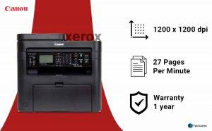 Canon MF244DW Multi-function Monochrome Laser Printer