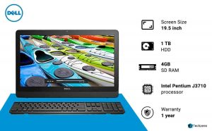 DELL AIO 3052 INSPIRON 19.5-inch Desktop