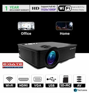 EGATE i9 LED HD Projector