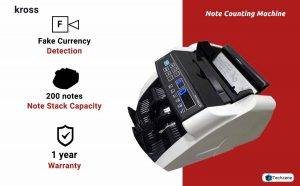 Kross IS 5900 bs Currency Counting Machine