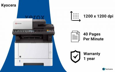 Kyocera Kyom2040Dn 1102S32Us0 Multi-function Monochrome Laserjet Printer