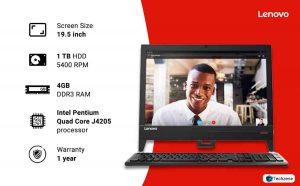 Lenovo 310 20IAP AIO 19.5-inch All-in-One Desktop