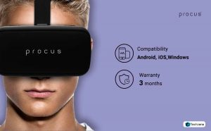 Procus ONE Virtual Reality Headset