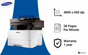 Samsung M2876 Multi-Function Monochrome Laserjet Printer
