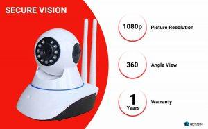 secure vision cctv cameras