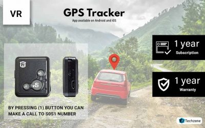 VR Mini Gps Tracker RF-V16