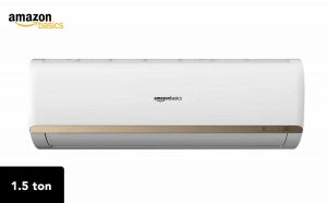 AmazonBasics 1.5 Ton Inverter AC 3 Star