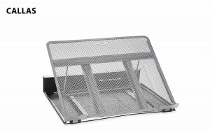 Callas Ventilated Adjustable Laptop Cooling Pad/Stand