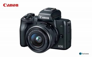 Canon EOS M50 24.1MP Mirrorless Camera