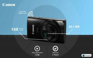 Canon IXUS 190 20 MP Digital Camera