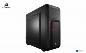Corsair Carbide Series CC-9011050-WW Mid-Tower Steel Gaming Case