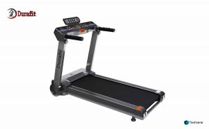 Durafit Spark 1.25 HP (Peak 2.5 HP) DC Motorized Treadmill