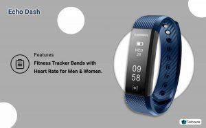 Echo Dash HR Fitness Band & Smart Watch