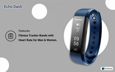 Echo Dash HR Fitness Band & Smart Watch
