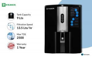Faber Galaxy Plus 8 Stage Mineral Water Purifier