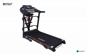 Fitkit FT100 Series Motorized Treadmill