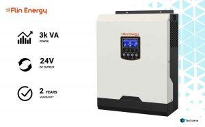 Flin Energy Flinslim Lite Solar Hybrid Inverter